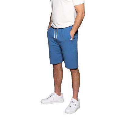 Bamigo Samuel Sweat Shorts Denim Blue