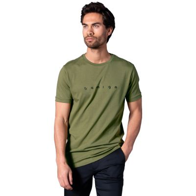 Bamigo Connor Casual T-shirt Kakigroen