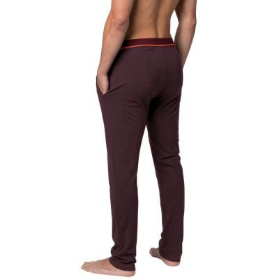 Bamigo Taylor Pyjama Bottoms Bordeaux