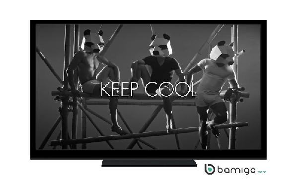 Tv commercial Bamigo