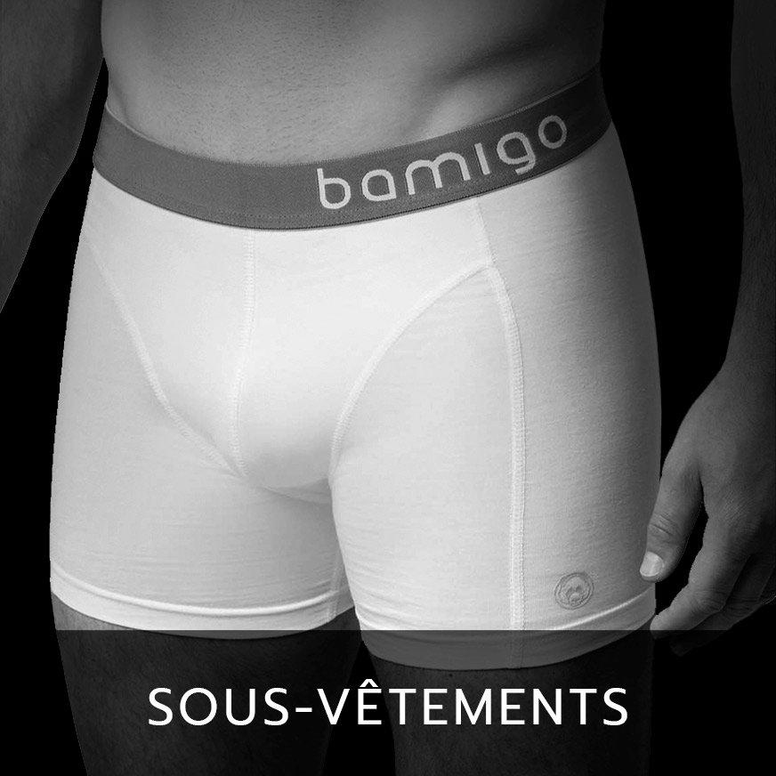 Bamigo sous-vêtements